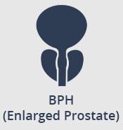 BPH Enlarged Prostate Cancer